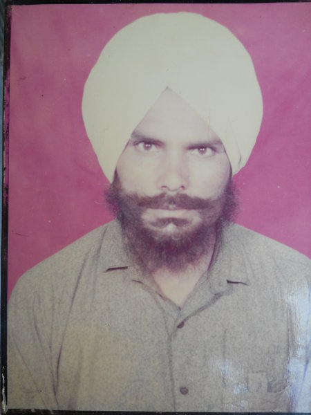 Photo of Jagdev Singh,  disappeared on June 26, 1991 by Punjab Police